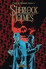 Sherlock Holmes: The Vanishing Man TP Paperback