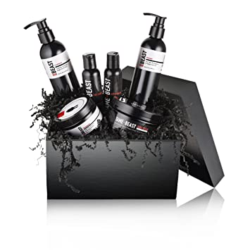 19c6dd6c2076 Amazon.com: Best Skin Care Gift Set for Men - Deluxe Mens Grooming ...