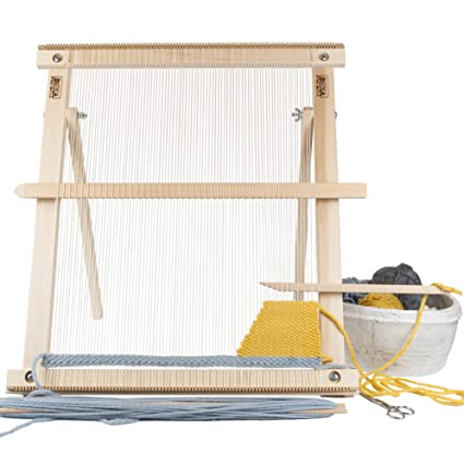 Amazon Beka 20 Weaving Frame Loom With Stand The Deluxe