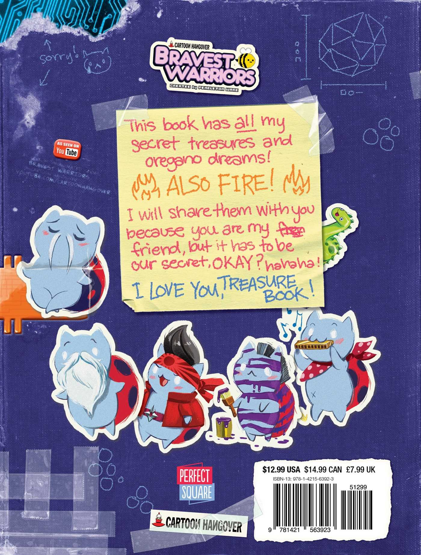 Amazon Bravest Warriors Presents Catbugs Treasure Book 9781421563923 Various Books