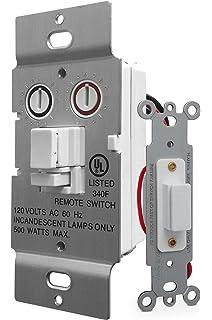 Amazoncom X10 WS4777 3WAY Remote Dimmer Switch Camera Photo