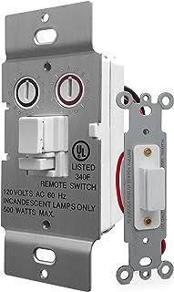 amazon com x10 ws4777 3 way remote dimmer switch camera photo rh amazon com X10 WS467 X10 Wireless Light Switch