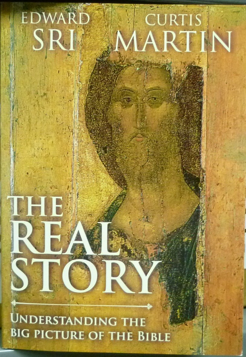 the real story understanding the big picture of the bible edward
