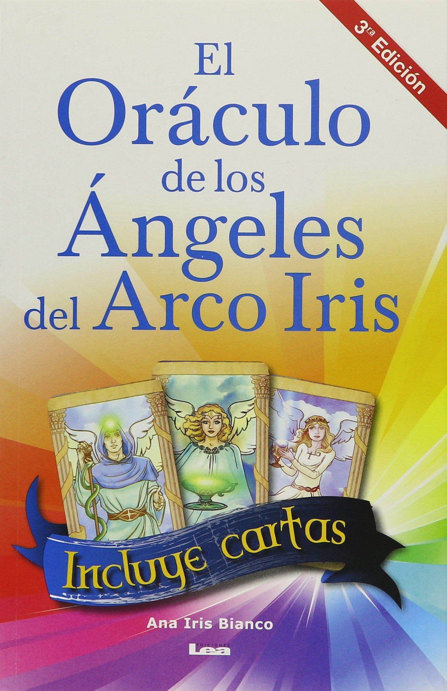 El oráculo de los ángeles del arco iris (Spanish Edition)