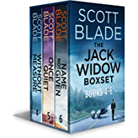 The Jack Widow Series: Books 4-6 (The Jack Widow Series Collection Book 2)