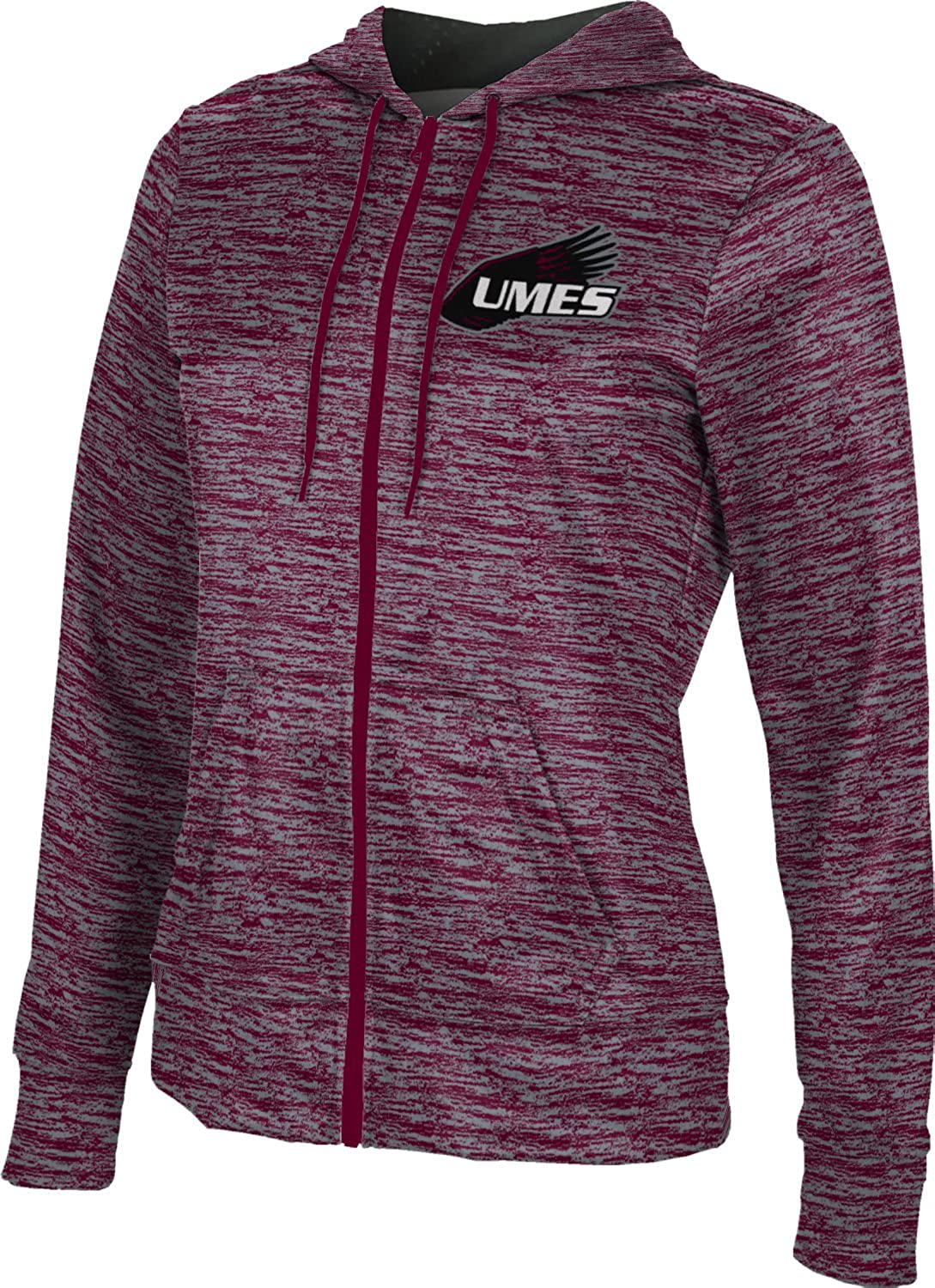 ProSphere Women's University of Maryland Eastern Shore Brushed Fullzip Hoodie