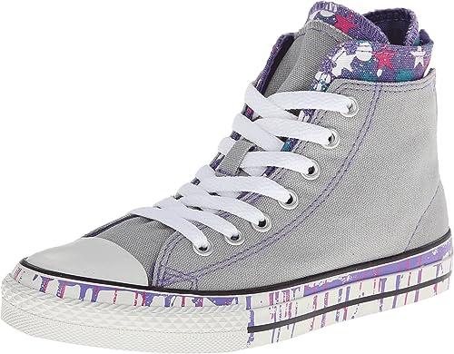 Altas Gris Talla Converse Color 37 es Amazon Mujer Zapatillas PxIq5F