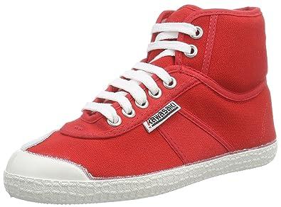 Rainbow Basic, Unisex Adults Hi-Top Sneakers Kawasaki