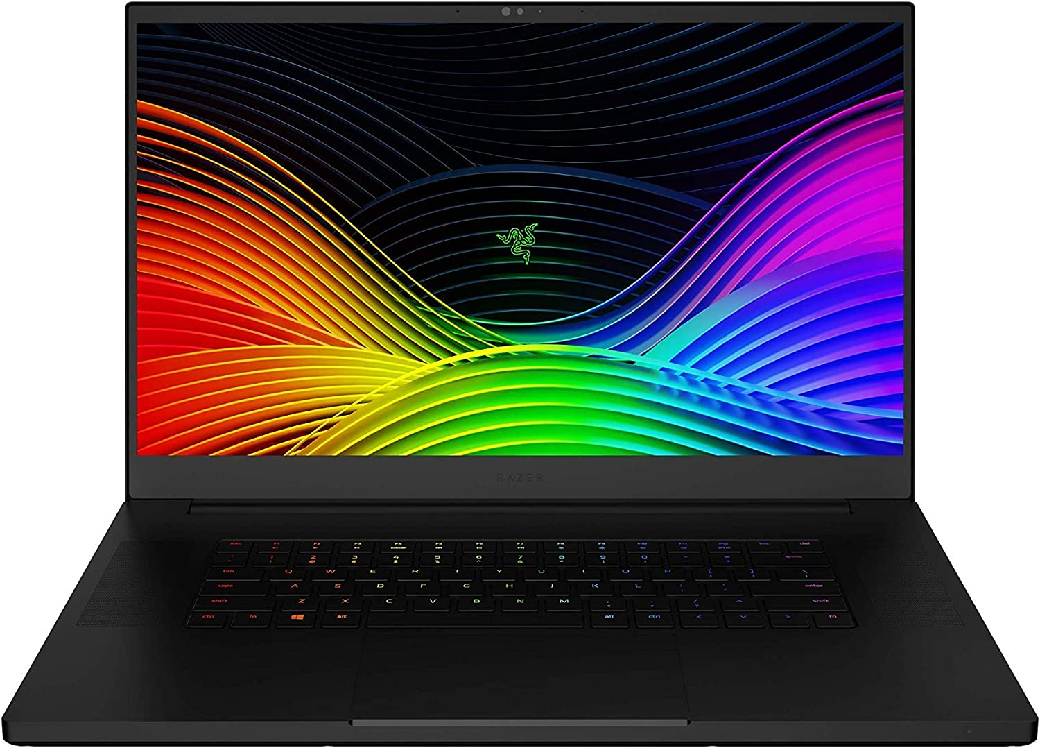 "Razer Blade Pro 17 Gaming Laptop i7-9750H 6 Core, GeForce RTX 2080 Max-Q, 17.3"" FHD 1080p 144Hz, 16GB RAM, 512GB SSD, CNC Aluminum (Renewed)"