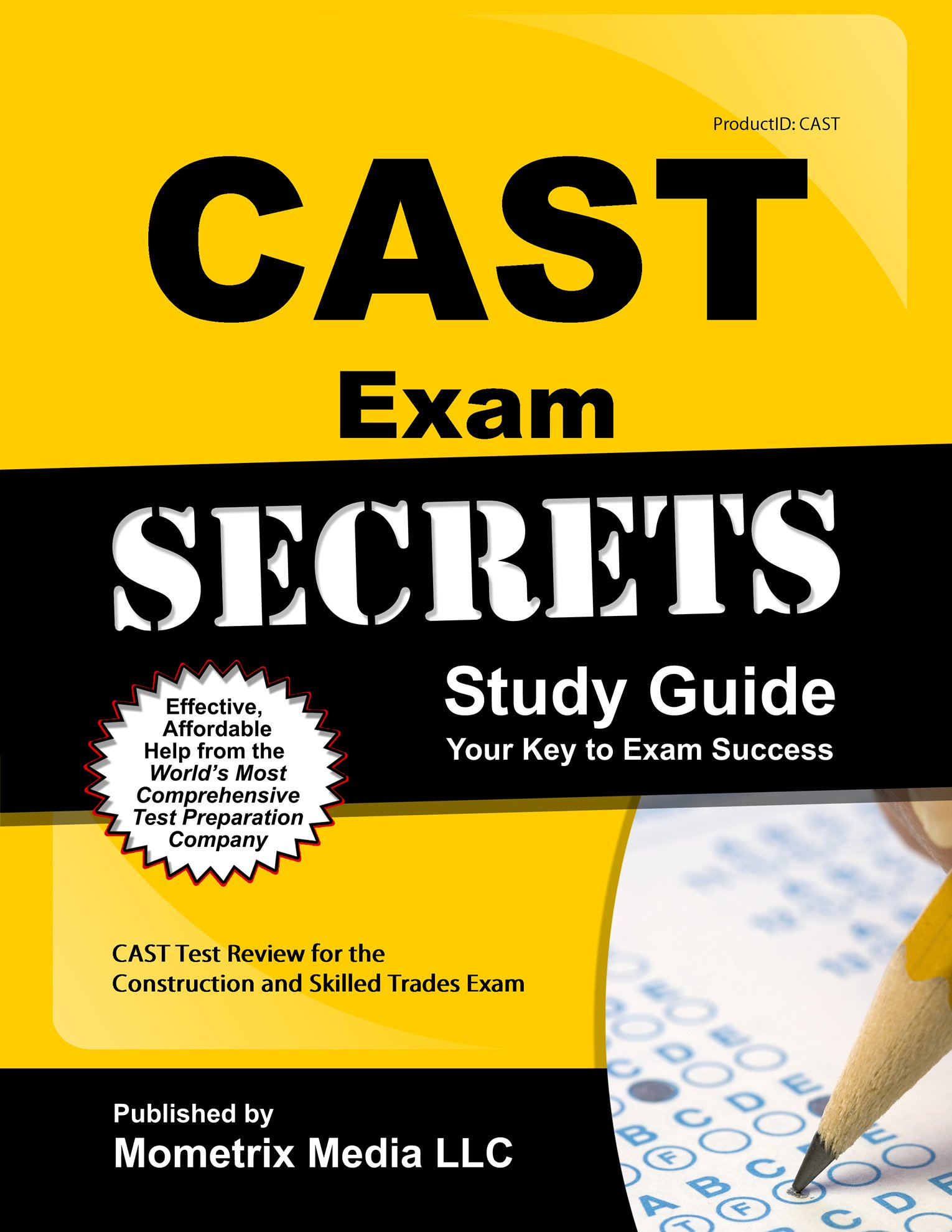 Download CAST Exam Secrets Study Guide: CAST Test Review for the Construction and Skilled Trades Exam pdf
