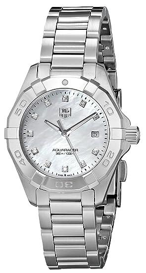 BA0920_wt Reloj de pulsera para mujer: TAG Heuer: Amazon.es: Relojes