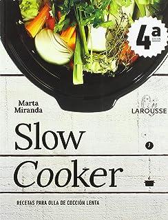 Crock-Pot CSC052X-01 - Olla de cocción lenta digital, 4.7 l ...
