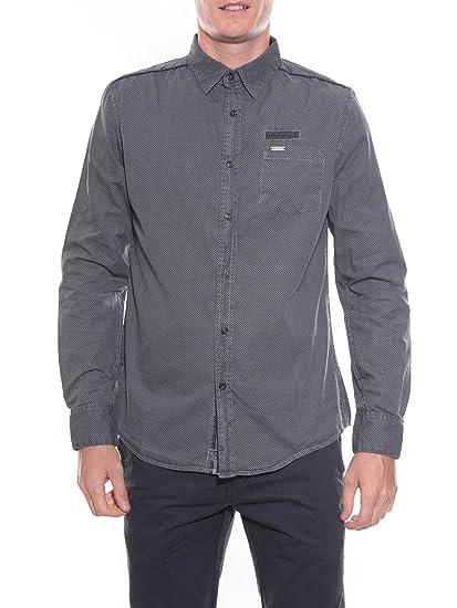 Ritchie - Chemise Toulon - Homme  Amazon.fr  Vêtements et accessoires d79131ce2d1