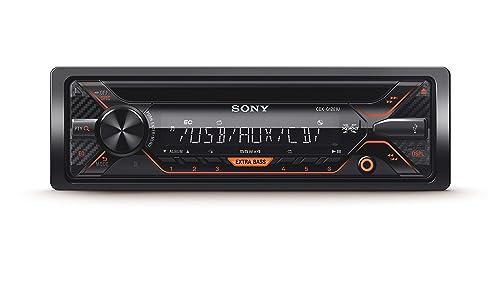 Sony CDXG1201U – Facile da installare