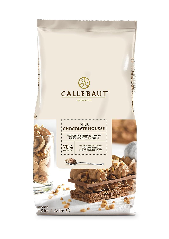 Mousse de chocolate con leche de callebaut: Amazon.es: Alimentación y bebidas