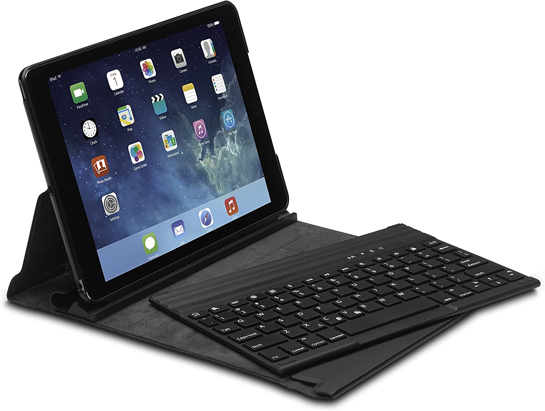Kensington K97006IT - Teclado para Tablet Apple iPad Air, Negro - QWERTY Italiano