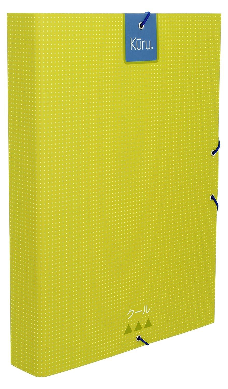 Grafopl/ás 91274460-Caja de Proyectos 30mm EcoProject Kuru amarillo