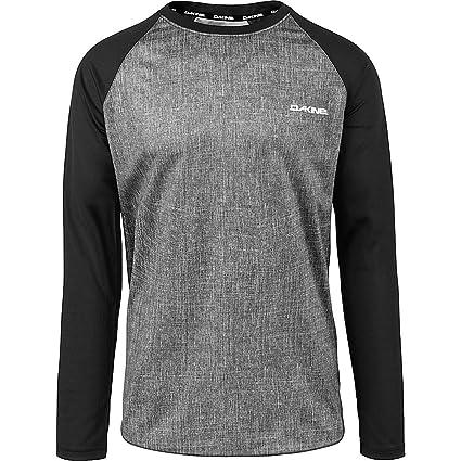 Amazon.com  Dakine Men s Dropout Long Sleeve Bike Jersey Shirt ... 6b7016b4d