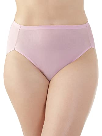 9cbf3b1f151 Vanity Fair Women s Cooling Touch Hi Cut Panty 13124