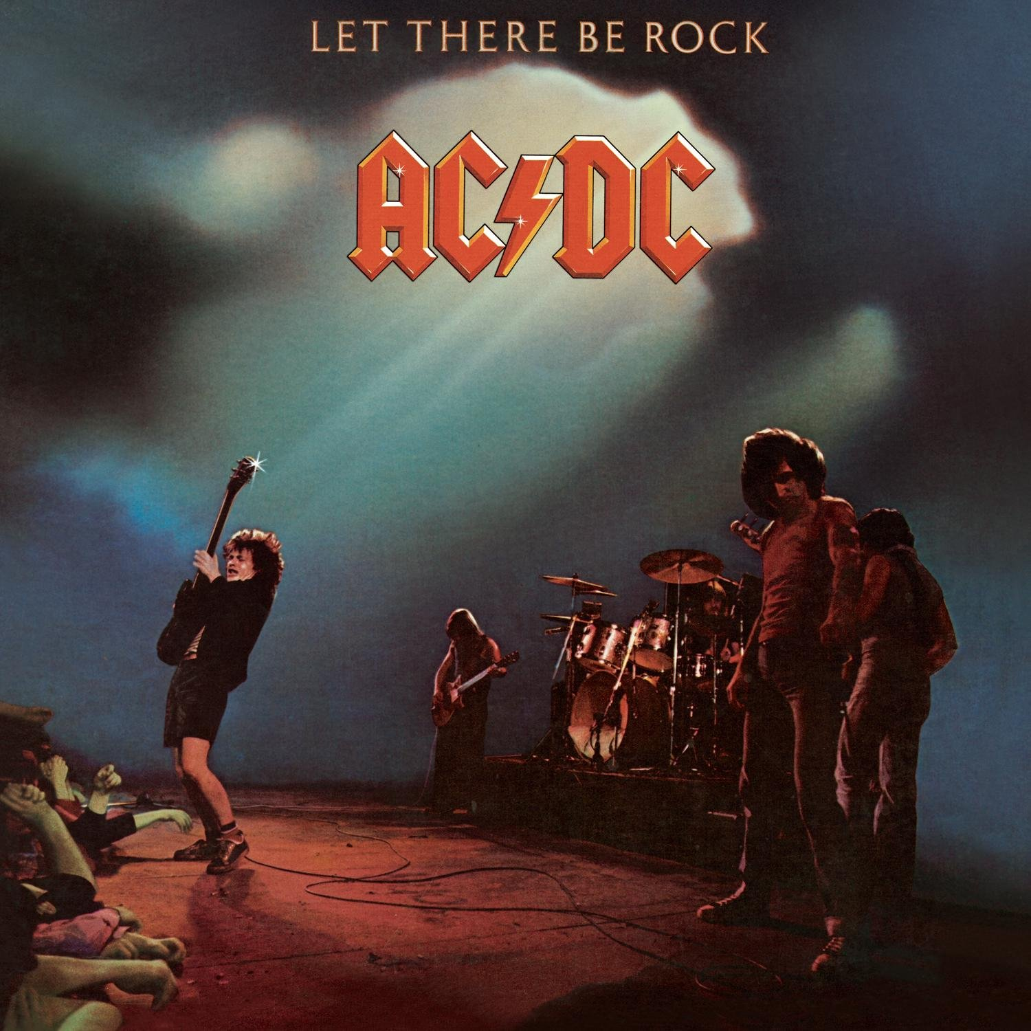 Vinilo : AC/DC - Let There Be Rock (Remastered)