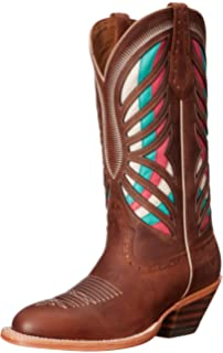 Amazon.com | Ariat Women's Desert Holly Western Cowboy Boot | Mid-Calf