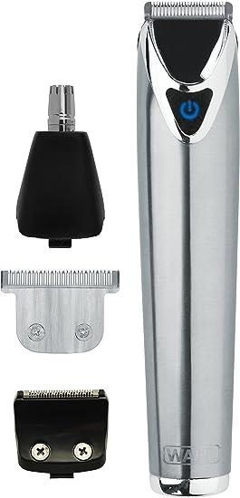 Wahl 9818-800 - Afeitadora corporal, batería Li-Ion, color plateado: Amazon.es: Salud y cuidado personal