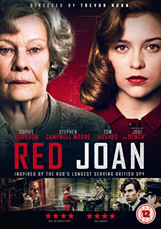 Red Joan [DVD] [2019]: Amazon co uk: Judi Dench, Sophie