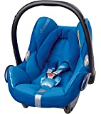 Maxi-Cosi Cabriofix, Babyschale Gruppe 0+ (0-13 kg), watercolour blue, ohne Isofix-Station