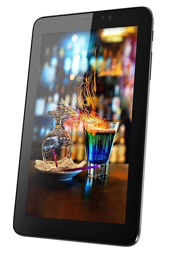 Micromax Canvas Tab P701 Tablet  7 inch, 8 GB, Wi Fi + 4G LTE + Voice Calling , Blue Tablets