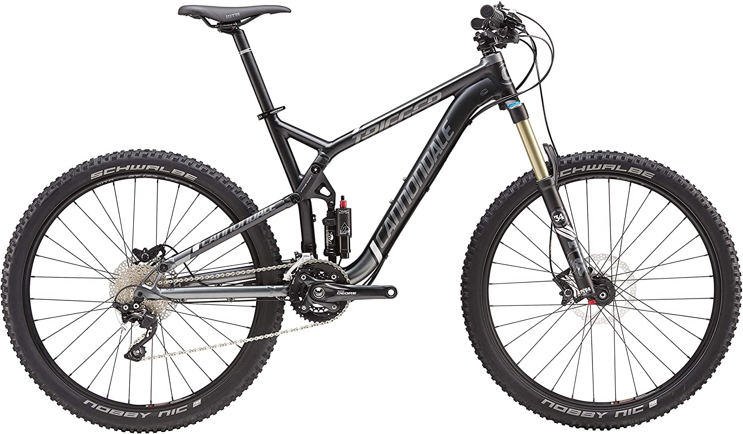 Cannondale Trigger Mountain Bike
