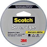 Fita 3M Scotch Silver Tape - 45 mm x 25 m