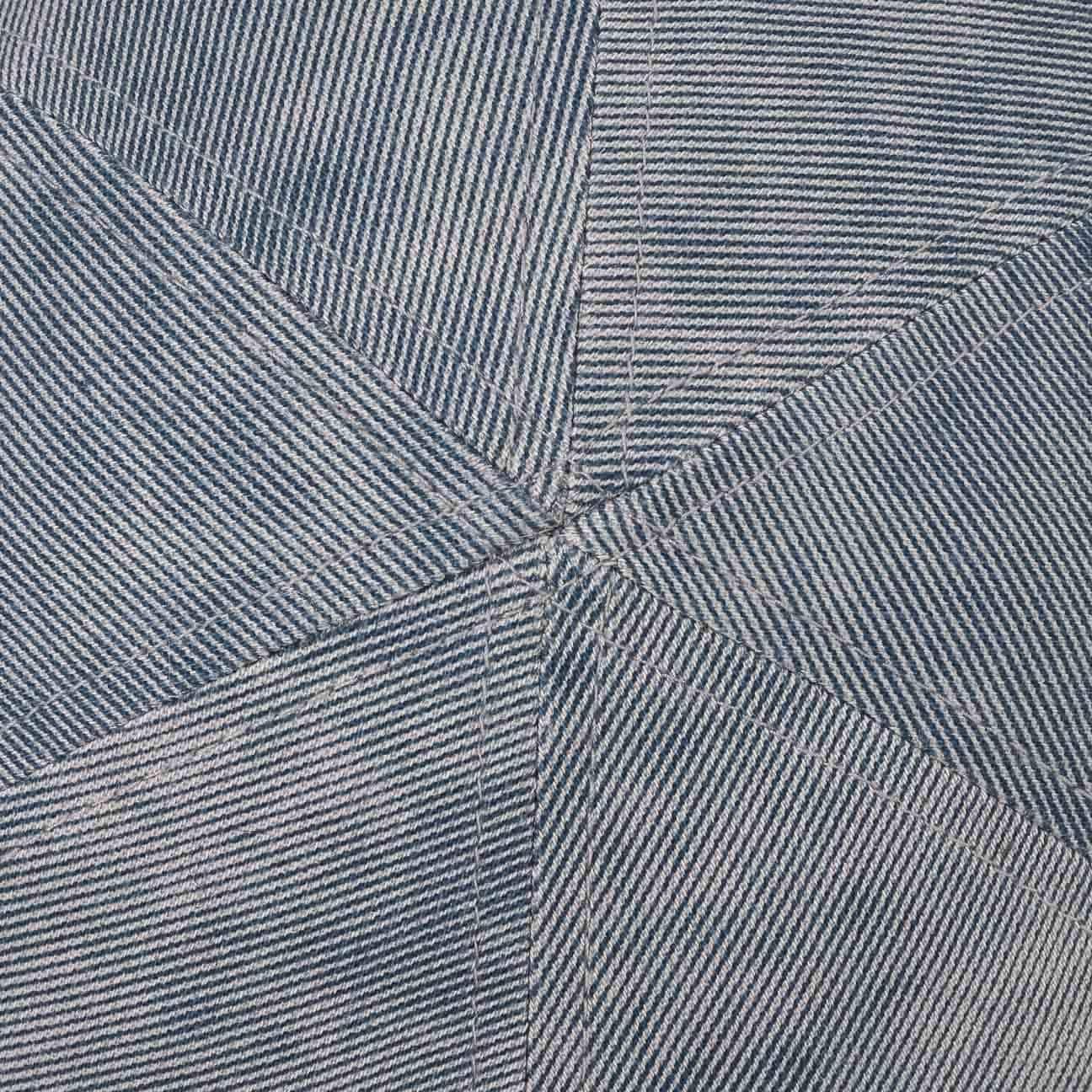 Gorra de Hombre con Cinta el/ástica Lipodo Flatcap Used Look Denim para Hombre Gorra Plana en Look Tejano Flat Cap con algod/ón Gorra para Primavera//Verano