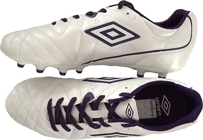 Zapatillas de fútbol Umbro Speciali 4 Club Hg Blanco Size: 42: Amazon.es: Zapatos y complementos