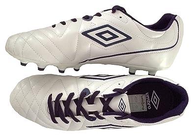 Umbro Schuhe Fußball Speciali 4Club HG Weiß, Weiß - Bianco - Größe: 42.5