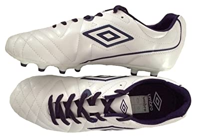 Umbro Scarpe da Calcio Speciali 4 Club HG Bianco: Amazon.it