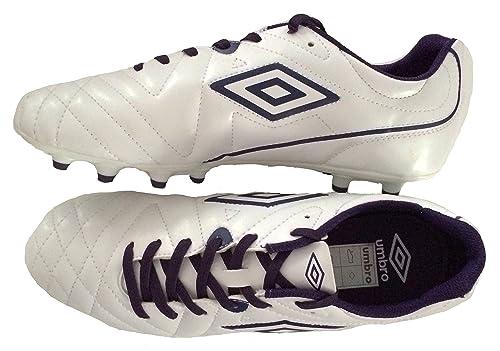 Umbro Scarpe da Calcio Speciali 4 Club HG Bianco: Amazon.it