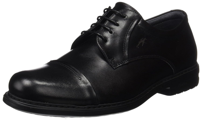 TALLA 45 EU. Fluchos Simon, Zapatos de Cordones Derby para Hombre
