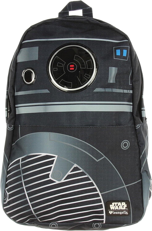 Loungefly – Disney Star Wars – The Last Jedi BB-9E – Nylon Backpack