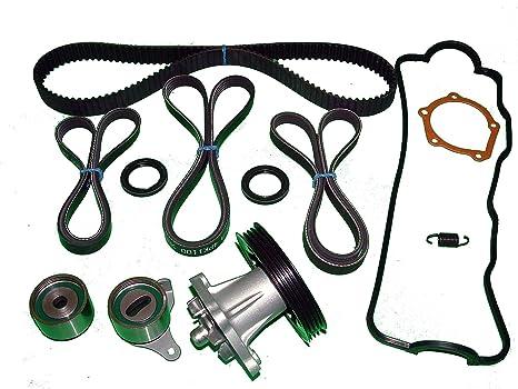 TBK correa de distribución Kit Toyota Tercel 1991 to 1993 ...