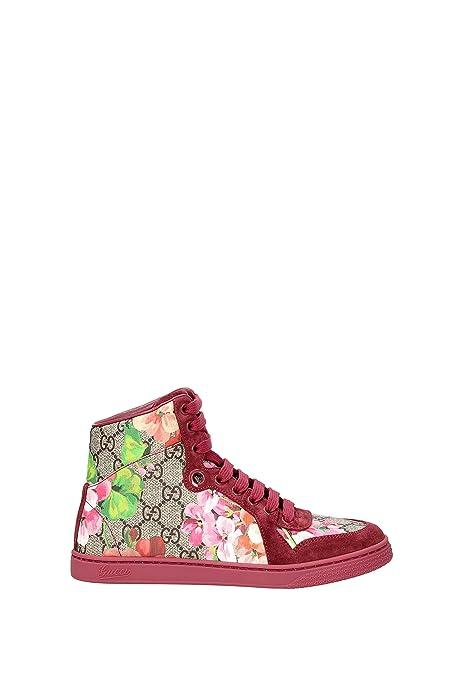 scarpe gucci donna sneakers  Gucci Sneakers Donna - Pelle (404937KU210) EU: : Scarpe e borse