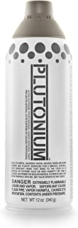 product image for Plutonium Paint Ultra Supreme Professional Aerosol Paint, 12-Ounce, Detroit Sky Grey Translucent
