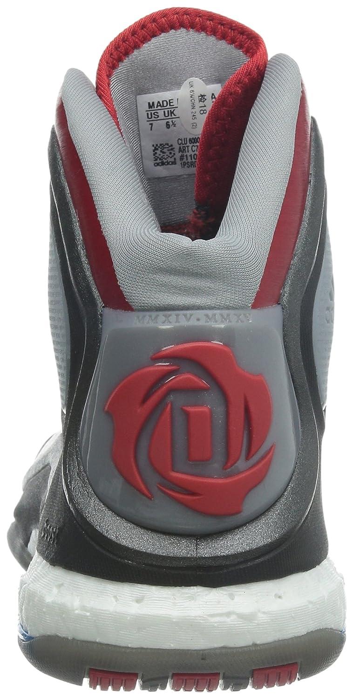 online store 16166 07bb5 adidas Performance D Rose 5 Boost J Kids Basketball Shoe (Big Kid) D  larger image