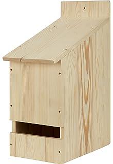 Caja de murciélago Bat House Nesting caja para hasta 30 murciélagos