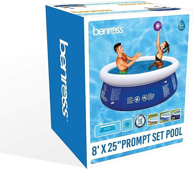 Amazon.com: Benross 83270 - Piscina hinchable redonda para ...