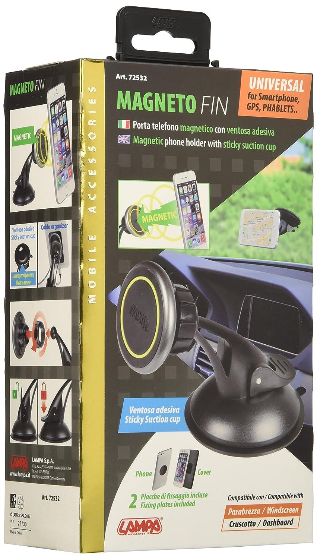 Lampa 72532 Magnetische Telefonhalterung mit Saugnapf