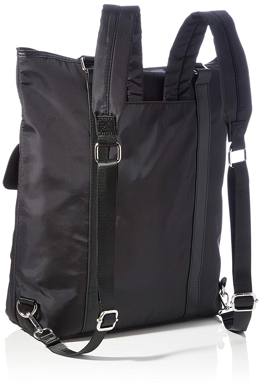 PIECES Dam Pcsirma ryggsäck väska, en storlek SVART