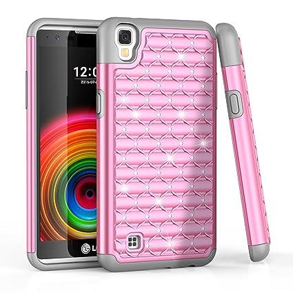 Amazon.com: LG X Power Caso, LG K210 Caso, LG K6P Caso, Till ...