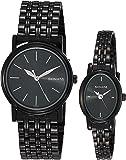 Sonata Analog Black Dial Unisex Watch-sonata-11418100NM01