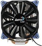 Aerocool AE-CC-VERKHO4 CPU Fanları, Siyah