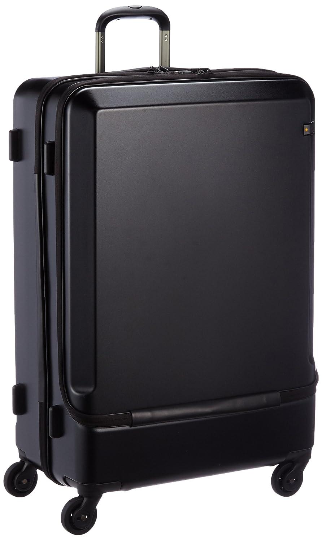 [エースジーン] スーツケース ジェットパッカーs TR サイレントキャスター 94L 75cm 5.8kg 05595 B06XK87CVHブラック
